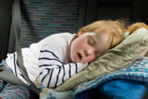 Do you know the signs of sleep apnea in children?